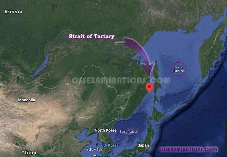 Strait-of-Tartary-Satellite-View