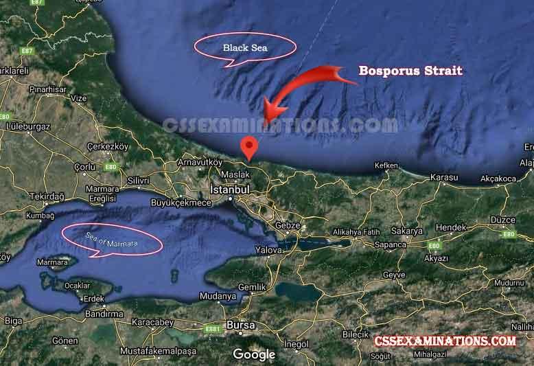 Bosporus-Strait