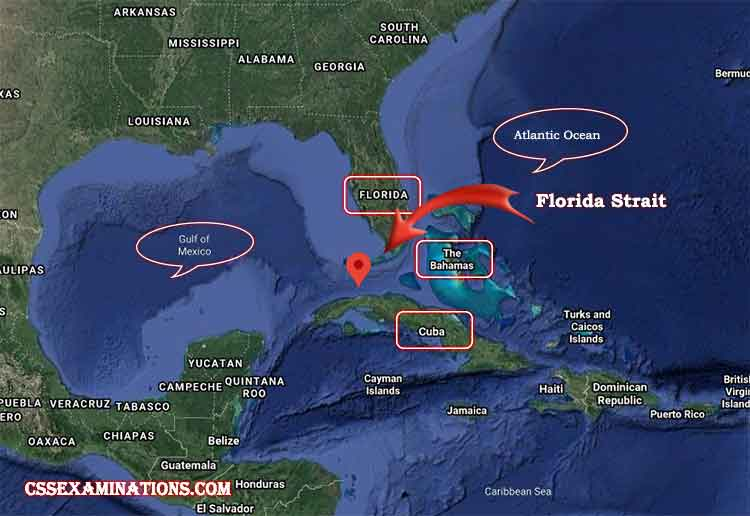 Florida-Strait