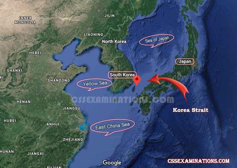 Korea-Strait