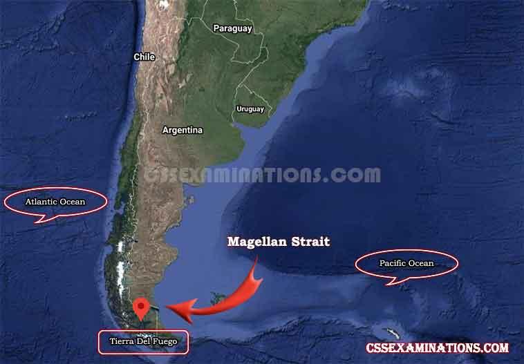 Magellan-Strait