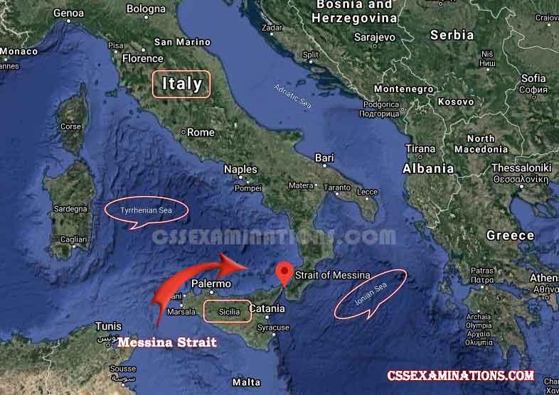 Messina-Strait