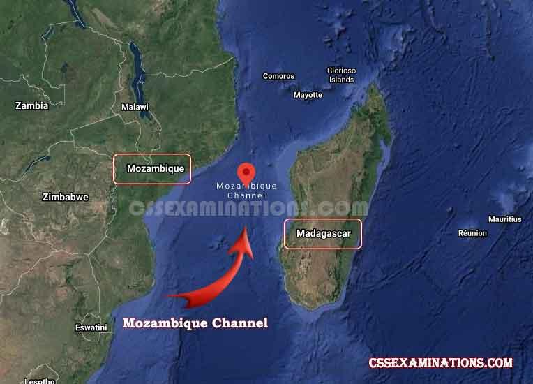 Mozambique-Channel