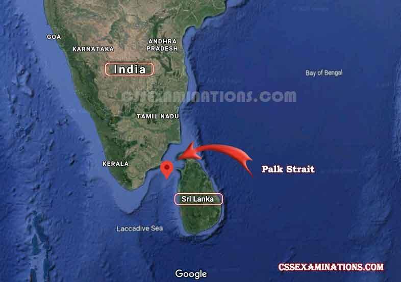 Palk-Strait
