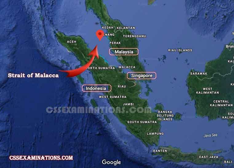 Strait-of-Malacca