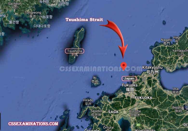 Tsushima-Strait